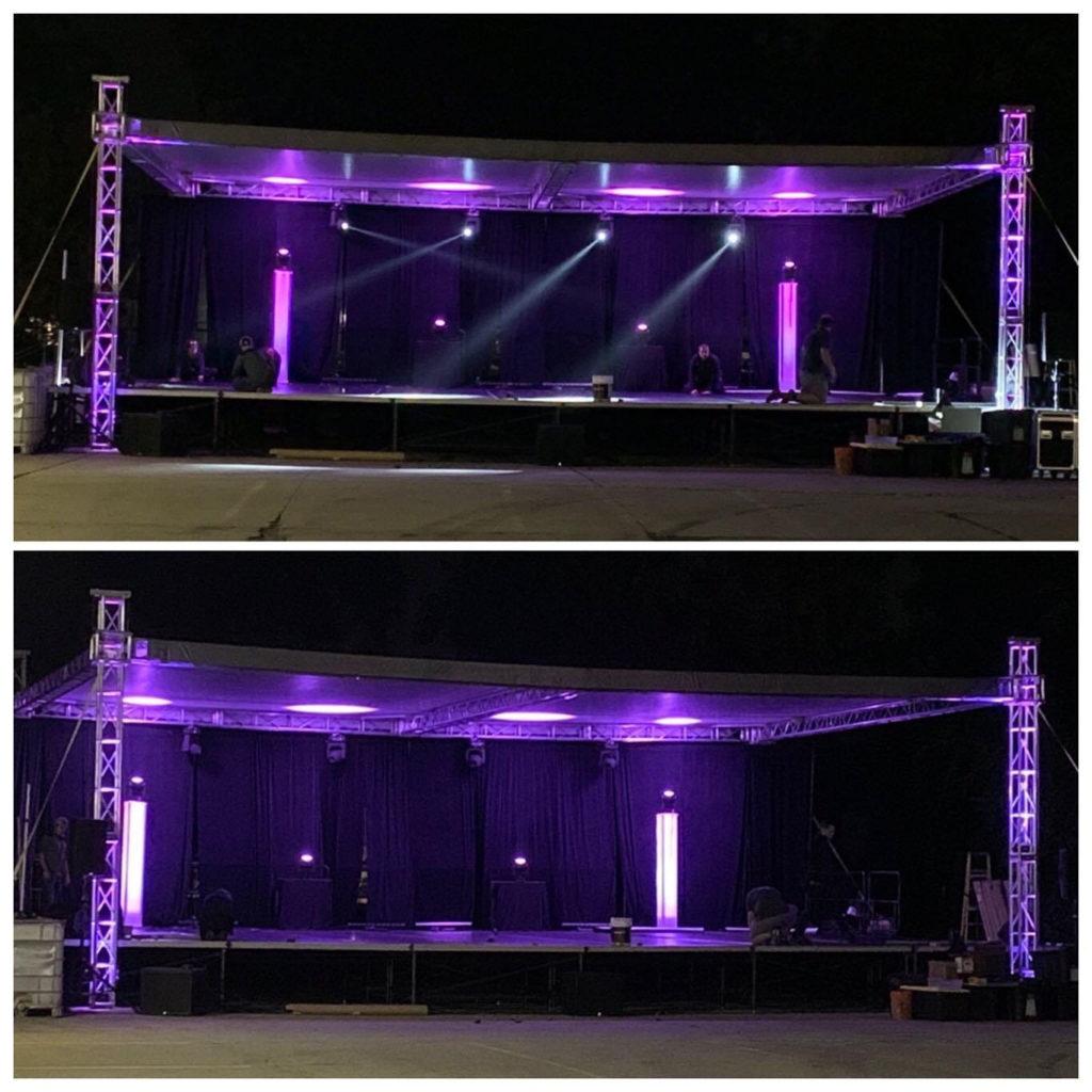 Recital Stage
